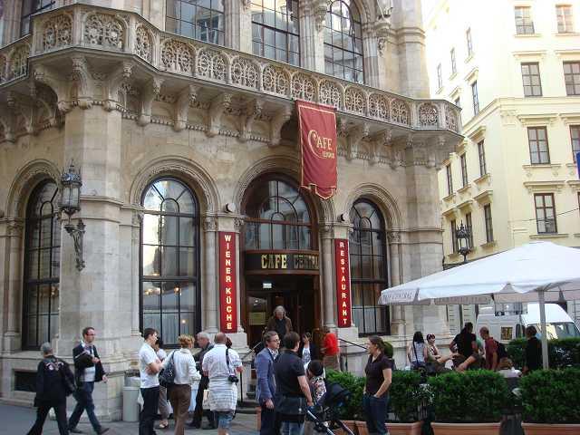 Cafe Sacher Wien Bilder