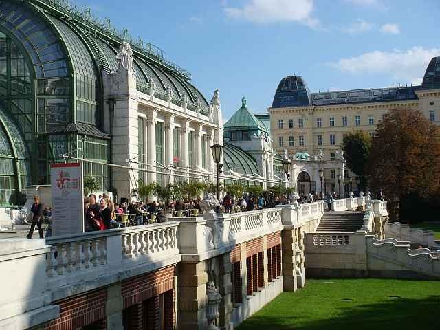 the burggarten - Must See Wien