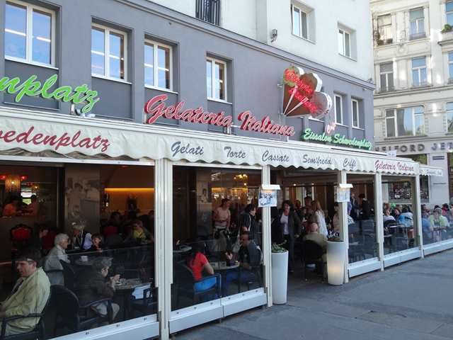 Eissalon Wien Empfehlungen F 252 R Die Innenstadt
