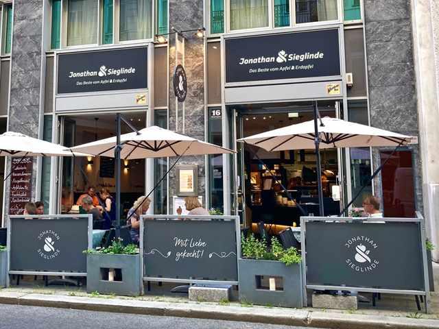 Restaurant wiener kuche 1010