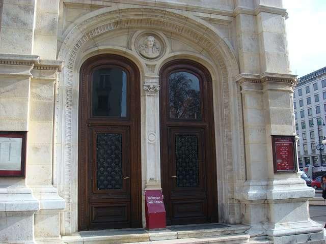 Vienna Opera House Tours Info History