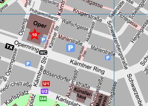 Günstig Parken In Wien Innenstadt Kurzparkzone Parkgaragen