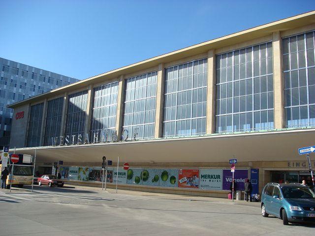 Hotel Wien Westbahnhof